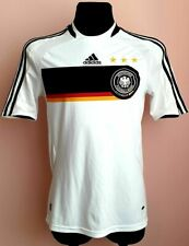 GERMANY 2008 2009 ADIDAS HOME FOOTBALL VINTAGE SHIRT JERSEY camiseta 613200