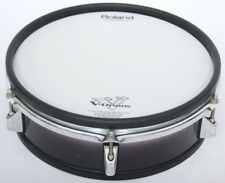 "Roland PD-125BK 12"" Dual Trigger Mesh Electronic Drum Pad For Electric Kit"