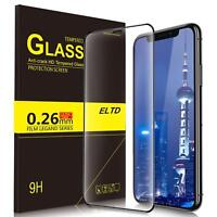 Apple iPhone XS Max 6.5 Screen Protector Best Tempered Glass Thin Protection @LK