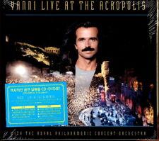 Yanni - Live At The Acropolis (CD+DVD) Korea Import (Digipack) 2CD Sealed New
