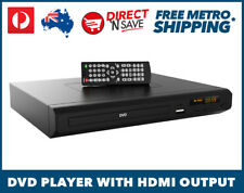 DVD Player with HDMI Port USB input Multi Region Remote - REFURBISHED HD011