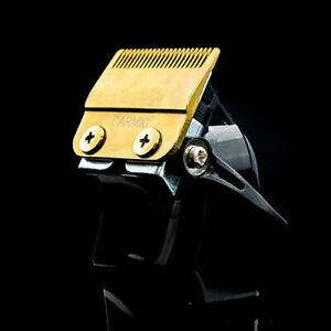 Carmic Gold Ceramic Clipper or Trimmer Blade for Magic Clip, T-Outliner Slimline