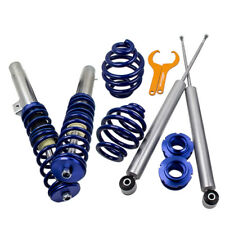 Coilover Kit for BMW E46 320 323 325 328 330 335 CABRIO Shock Absorbers Blue