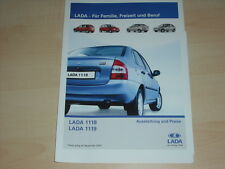 45481) Lada 1118 1119 Prospekt 09/2007