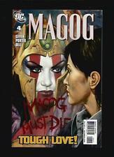 Magog us DC Bande dessinée vol1 # 4/'10