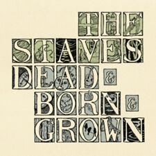 The Staves : Dead & Born & Grown VINYL (2012) ***NEW***