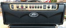 Peavey VYPYR 120 Tube  Amplifier head- RARE find feature packed 6L6 Valve power!