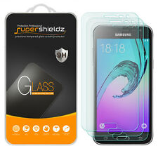 3X Supershieldz Samsung Galaxy Amp Prime Tempered Glass Screen Protector