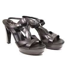 TOD'S - 38.5 - High Heel Sandals - Made In Italy