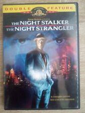 The Night Stalker. 1972 / The Night Strangler 1973. Cult Classic Double Bill. R1