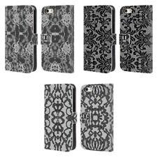 Fundas Head Case Designs color principal negro para teléfonos móviles y PDAs
