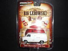 Greenlight Chevrolet G20 1985 The Big Lebowski Sobchack Security 1/64 44750