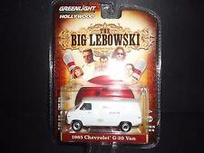 Greenlight Chevrolet G20 1985 The Big Lebowski Sobchack Security 1/64 44750