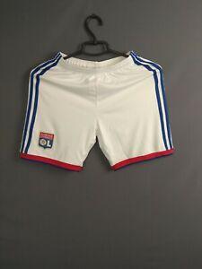 Olympique Lyonnais Shorts Size Kids Boys 11-12 y Shirt Adidas CF9148 ig93