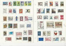 Denmark Collection 1978-2000 on 22 Pages, All Different VF Lot