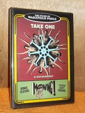 Wakefield Pooles Take One / Moving DVD VINEGAR SYNDROME Casey Donovan NEW 2-Disc