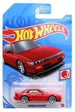 2021 Hot Wheels #213 HW J-Imports Nissan Silvia (S13) red