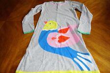 NEW Mini Boden cashmere blend bird dress 11 12 girls