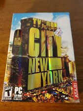 Tycoon City: New York (PC, 2006) - Complete with maunal