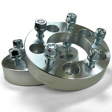 """Set of 2 5 x 4.75 Wheel Spacers 2"""" 12mm Stud for GMC Jimmy Sonoma 2WD Typhoon"""
