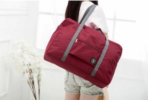 New Foldable Travel Bag Unisex Large Capacity Bag Luggage WaterProof Handbag