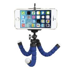 Treppiede flessibile polpo BLU iPhone Samsung fotocamera digitale supporto