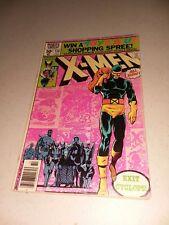 Uncanny X-Men #138 marvel comics 1980 john byrne art Cyclops Leaves Team key