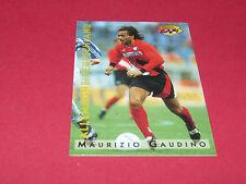 MAURIZIO GAUDINO BUNDESLIGA EINTRACHT FRANCFORT PANINI FOOTBALL CARD 1994-1995