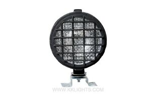 Work Lamp Round 163 mm With Handle & Switch Suitable For Universal With Grill