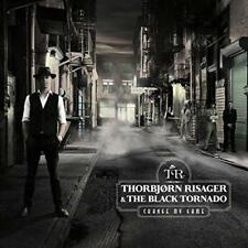 Thorbjørn Risager And The Black Tornado - Change My Game (NEW CD)