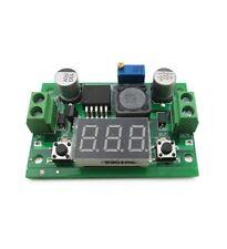 LM2596 DC to DC Buck Step Down Converter Module Voltage Regulator Voltmeter Red