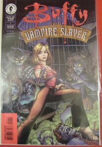 BUFFY VAMPIRE SLAYER 1-63 DARK HORSE COMIC SET COMPLETE WATSON LOBDELL 1998 NM