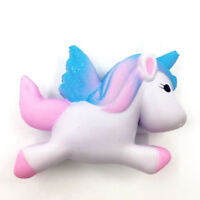 12cm Cute Soft Unicorn Squishy Squeeze Relieve Stress Slow Rising Kids Toys Gift