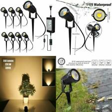 Jesled Led Landscape Spot Lights With Transformer, 12V Outdoor Landscaping Spotl