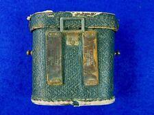 German Germany WW2 Emil Busch A.G. Rathenow Leather Binoculars Case