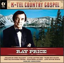 Price, Ray : K-Tel Country Gospel CD