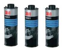 3M 08861 Car Body Schuts Black Underseal With Free Postage 1 Liter X 3