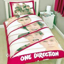 ONE Direction 1D Fidanzato singolo pannello Copripiumino Letto Set Regalo Take Me Home
