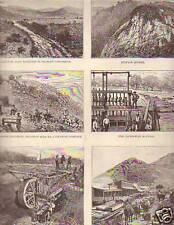 1887 Illustrated London News May 28-De Kaap Gold Fields