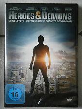 DVD Heroes & Demons - nagelneu + original verschweißt!!!