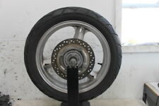 2009 SUZUKI VSTROM 650 DL650  ABS REAR WHEEL BACK RIM STRAIGHT NICE NO DAMAGE