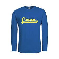 Langarm Herren-T-Shirts aus Baumwolle mit Sport-Thema