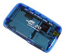 externer USB Mini Multi Cardreader                #i276