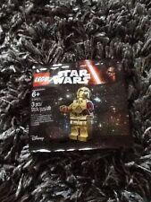 Lego Star Wars Minifigura C-3PO rojo brazo exclusivo 5002948 Nuevo Embalaje Original