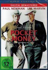 DVD NEU/OVP - Pocket Money - Zwei Haudegen auf Achse - Paul Newman & Lee Marvin