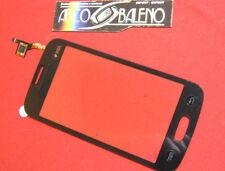VETRO+TOUCH SCREEN per SAMSUNG GALAXY STAR PRO GT S7262 PER DISPLAY LCD NERO
