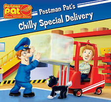 Postman Pat - Chilly Special Delivery Special Delivery Service Series, New Book