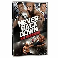Dvd NEVER BACK DOWN 3 - Mai arrendersi- (2016)......NUOVO