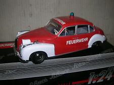 "Schuco BMW 502 ""Barockengel"" Feuerwehr mit Figuren 05514 1:24 in OVP"