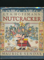 Maurice Sendak Color Illus. First Edition + Dust Jacket  The Nutcracker 1984